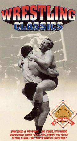 Wrestling Classics: Classic Matches Featuring Buddy Rogers