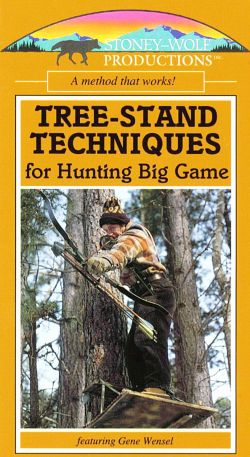 Tree-Stand Techniques For Hunting Big Game