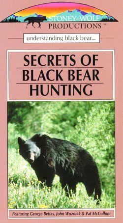 Secrets of Black Bear Hunting