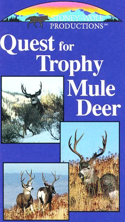 Quest for Trophy Mule Deer