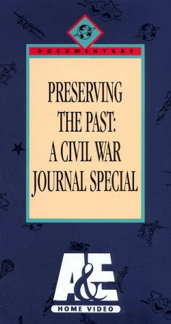 Civil War Journal: Preserving the Past