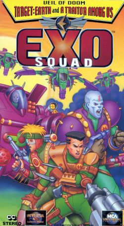 Exosquad: Veil of Doom - Target: Earth and a Traitor among Us