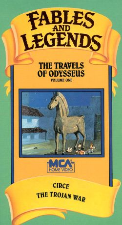 Fables and Legends: Travels of Odysseus, Vol. 1