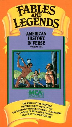 Fables and Legends: American History in Verse, Vol. 2