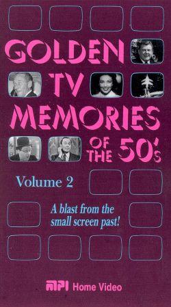 Golden TV Memories of the '50s, Vol. 2
