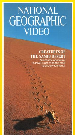 National Geographic: Creatures of the Namib Desert