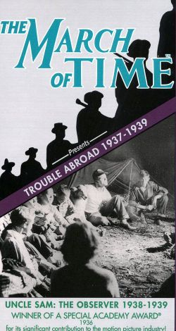 The March of Time: Trouble Abroad - Uncle Sam, the Observer