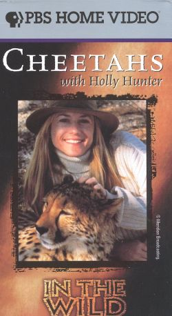 In the Wild: Cheetahs with Holly Hunter
