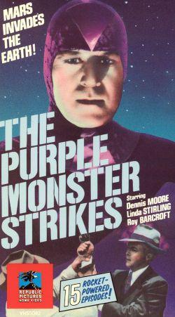 The Purple Monster Strikes [Serial]