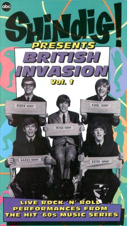 Shindig Presents: British Invasion, Vol. 1