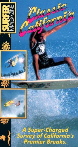 Surfer Magazine: Classic California