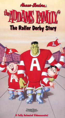The Addams Family: The Roller Derby Story
