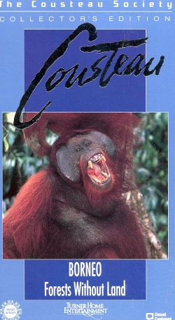 Cousteau: Borneo - Forests without Land