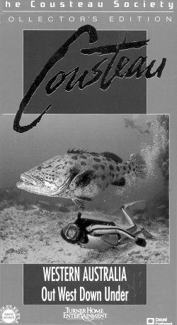 Cousteau: Western Australia - Out West Down Under