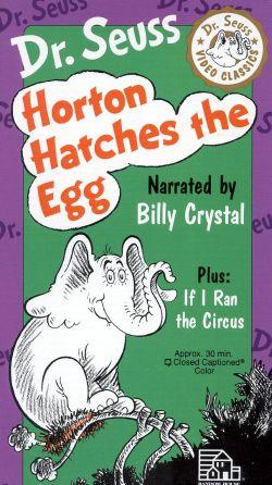 Dr. Seuss: Horton Hatches the Egg