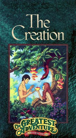 Greatest Adventure Stories from the Bible: The Creation