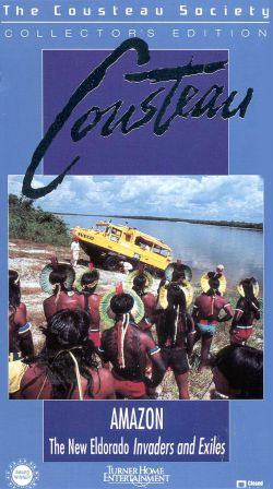 Cousteau: Amazon - The New Eldorado, Invaders & Exiles