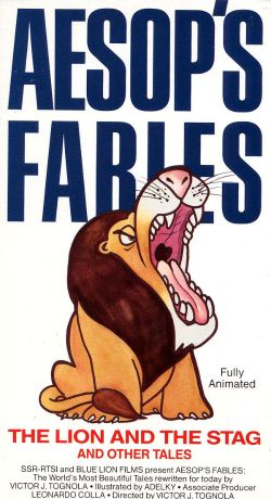 Aesop's Fables: The Lion and the Stag and Other Tales