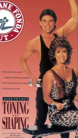 Jane Fonda: Toning and Shaping