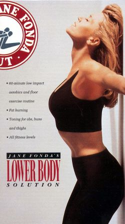 Jane Fonda: Lower Body Solution
