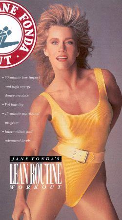 Jane Fonda: Lean Routine Workout