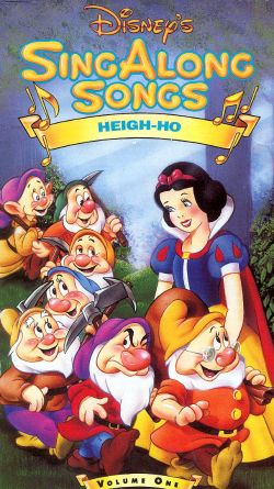 Disney's Sing Along Songs: Snow White - Heigh-Ho