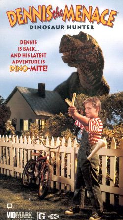Dennis the Menace: Dinosaur Hunter!