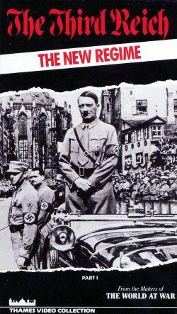 The Third Reich, Vol. 1: The New Regime
