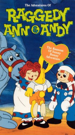 The Adventures of Raggedy Ann & Andy: The Ransom of the Sunny Bunny Adventure
