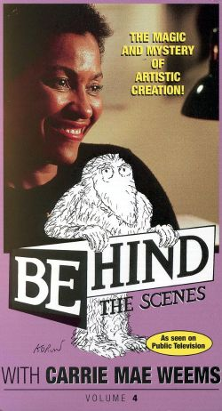 Behind the Scenes with Carrie Mae Weems