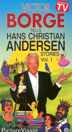 Victor Borge Tells Hans Christian Andersen Stories, Vol. 1