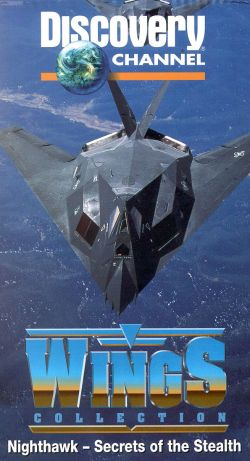 Wings: Nighthawk - Secrets of the Stealth Bomber