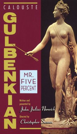 Calouste Gulbenkian: Mr. Five Percent