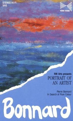 Portrait of an Artist: Pierre Bonnard - In Search of Pure Color