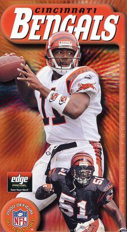 NFL: 2000 Cincinnati Bengals Team Video