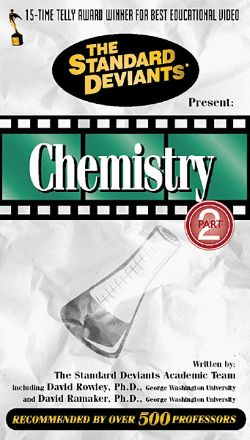 The Standard Deviants: Chemistry, Part 2