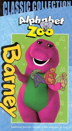 Barney: Alphabet Zoo