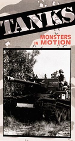 Tanks: Monsters in Motion