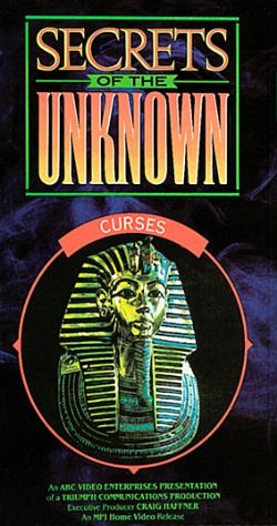Secrets of the Unknown: Curses