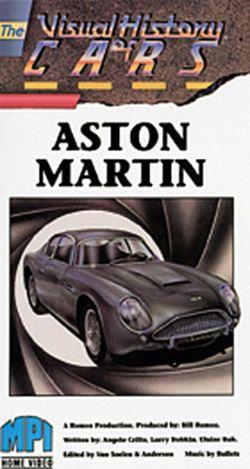 The Visual History of Cars: Aston Martin