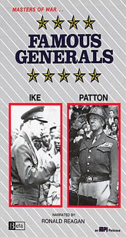 Famous Generals: Ike & Patton