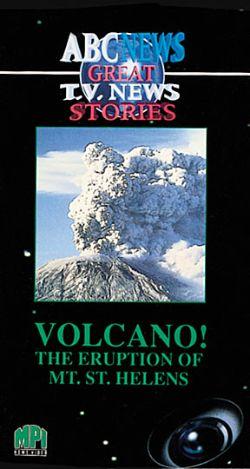Volcano! The Eruption of Mt. St. Helens