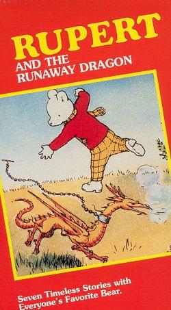 Rupert and the Runaway Dragon