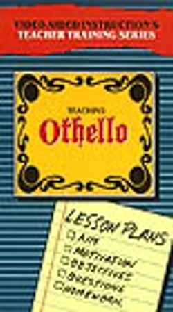 Teacher Training: Teaching Othello