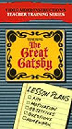 Teacher Training: Teaching The Great Gatsby