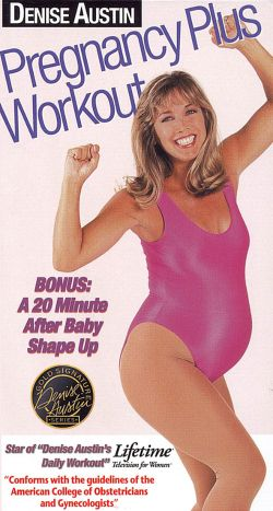 Denise Austin: Pregnancy Plus Workout