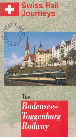 Swiss Rail Journeys II: The Bodensee/Toggenburg Railway