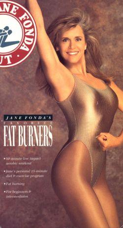 Jane Fonda: Favorite Fat Burners