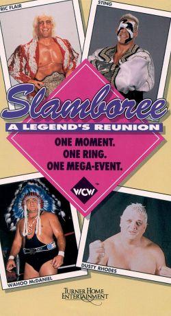 WCW: Slamboree - A Legends' Reunion