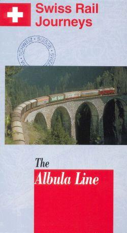 Swiss Rail Journeys I: The Albula Line